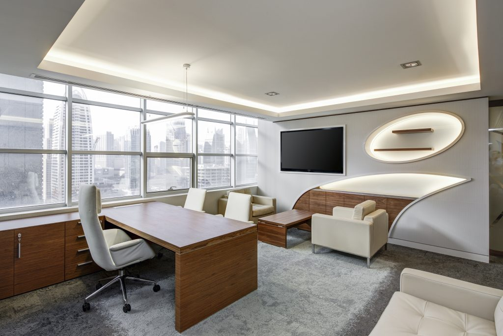 Commercial Cleaning Sunshine Coast - office space