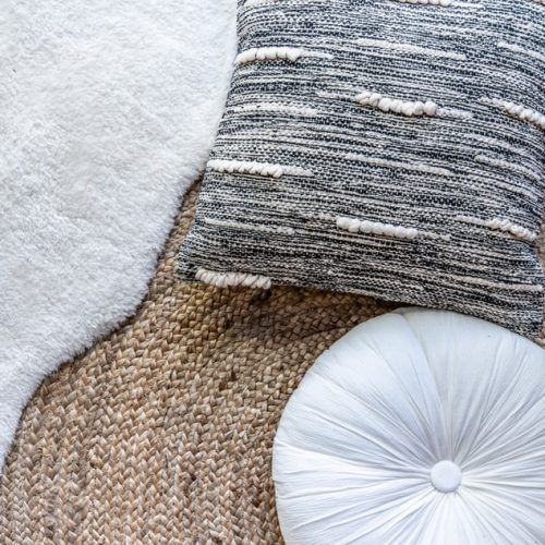 Carpet Cleaning Sunshine Coast - pillows and carpet on the floor